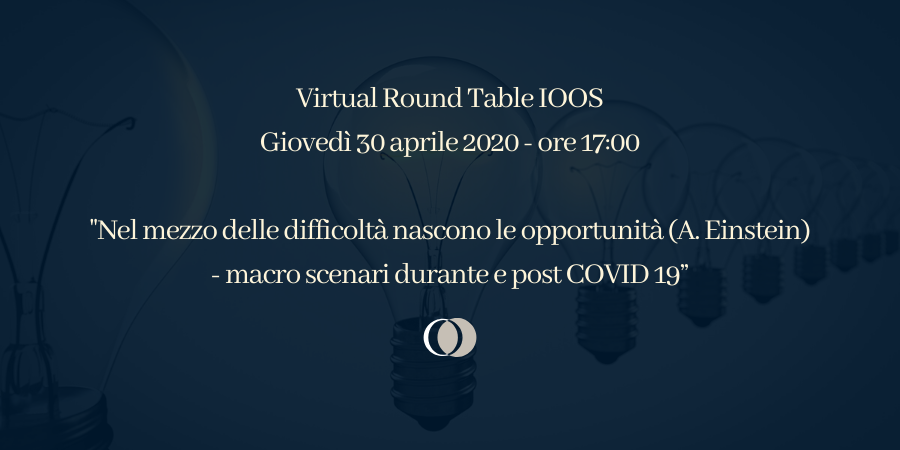 Virtual Round Table IOOS